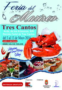 Actividades del centro en mayo 2016 centro gallego tres - Aticos en tres cantos ...
